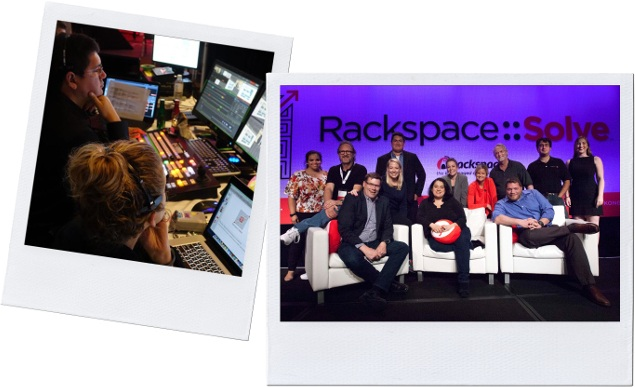 Ballyhoo Rackspace Solve Events