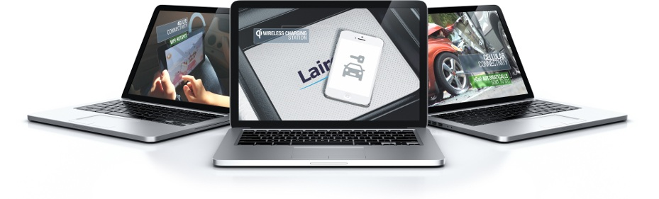 connected vehicle solutions Laird
