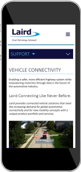 Ballyhoo designed connected vehicle solutions